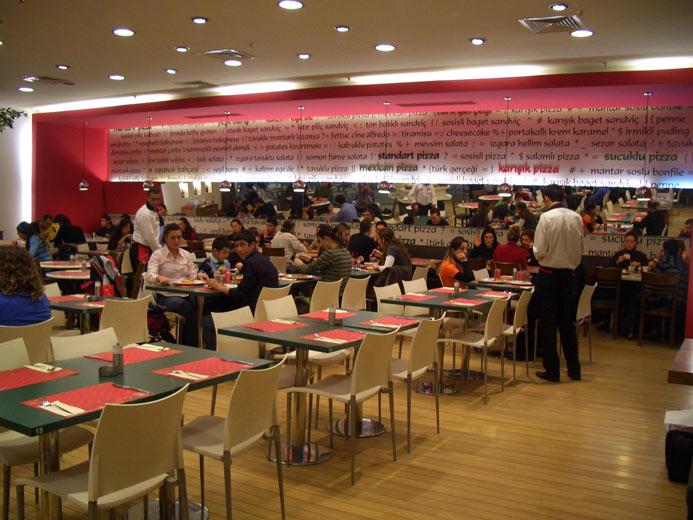 Fast Food Restaurants Dizayn | Joy Studio Design Gallery - Best Design